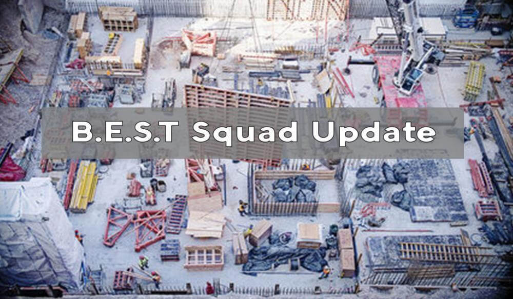 B.E.S.T Squad, BEST Squad, NYC DOB, Construction