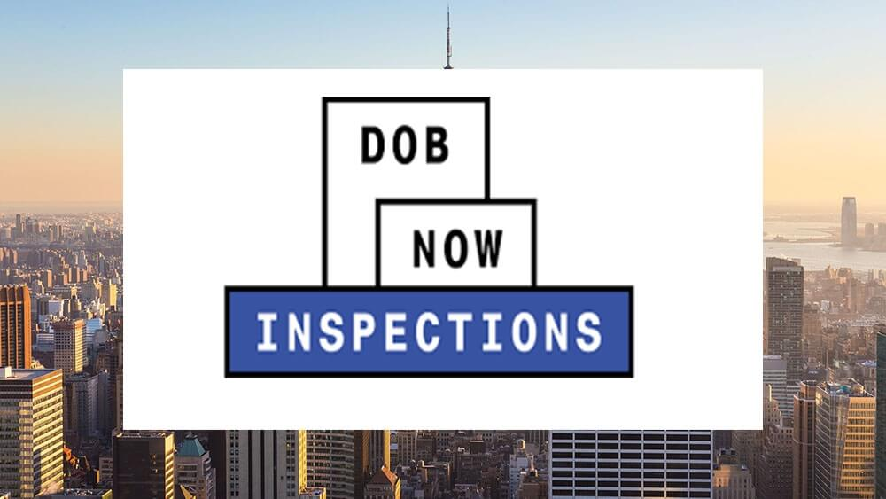 NYC DOB, Inspections, Weekly inspection reports, DOB Updates