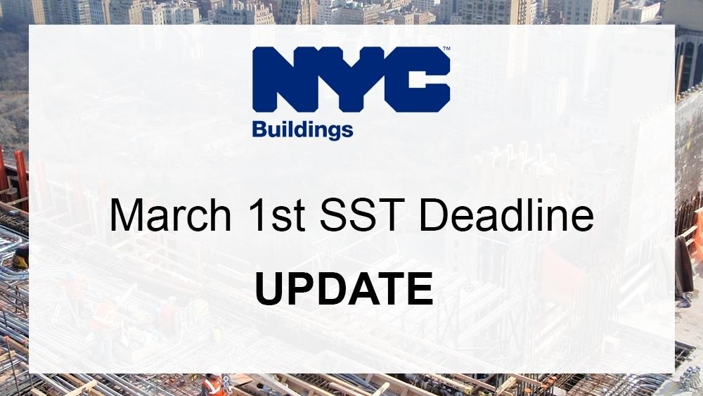 SST card, sst extension, March 1st deadline, Digital SST card, NYC DOB