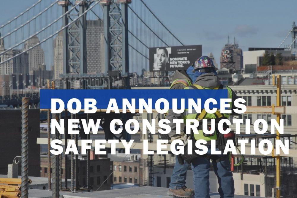 DOB rule, New legislation, Site Safety Coordinator, SST
