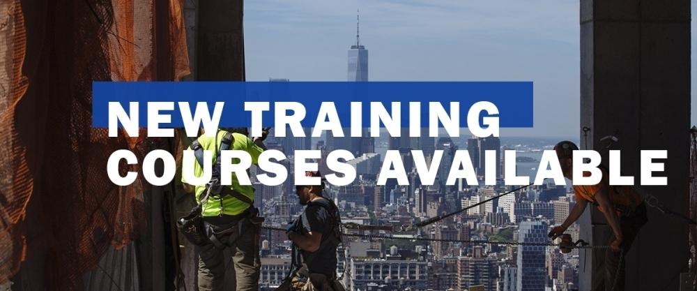 online training, NYC DOB, OSHA, EPA, Confined space, hazwoper, lockout, tagout