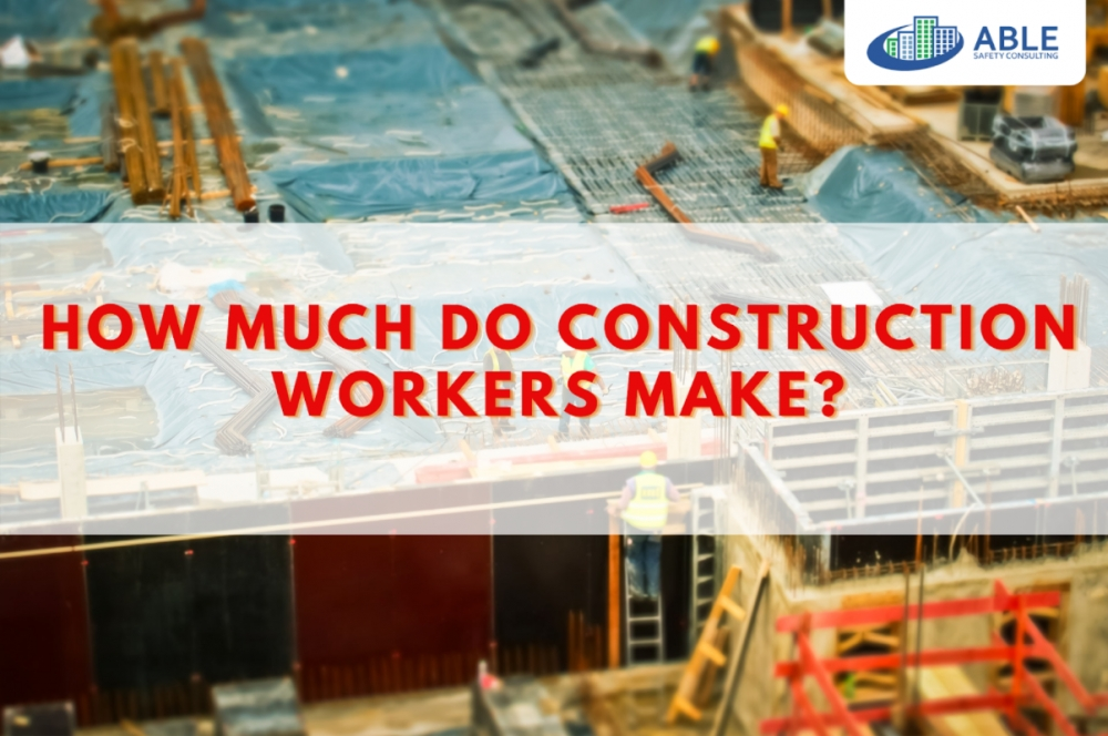 construction worker salary, construction worker, sst training online, sst card online, sst card nyc,