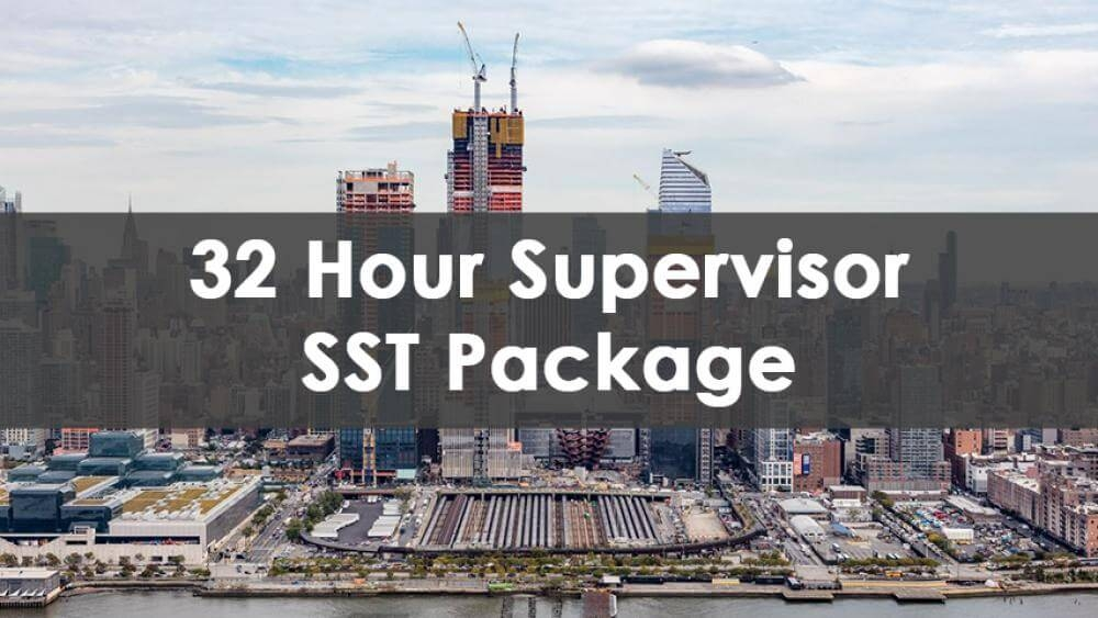 32 Hour SST Training Course