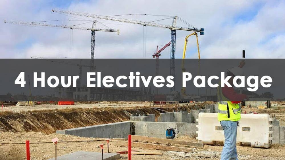 4 Hour Electives Package