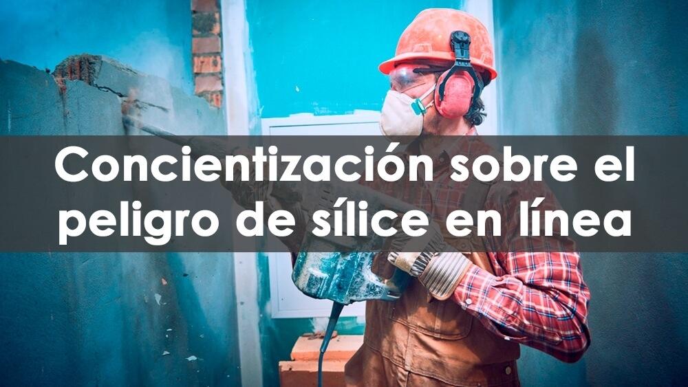 osha respirable crystalline silica hazard awareness training course spanish, silica, osha, Silica training, silica standard