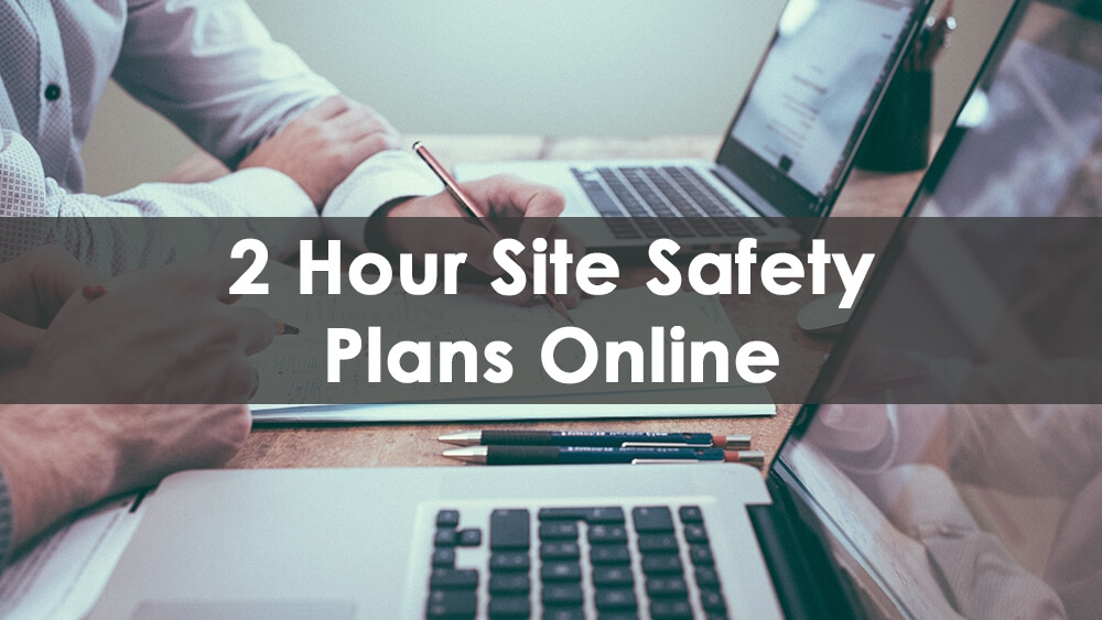 2 Hour Site Safety Plans (Online)