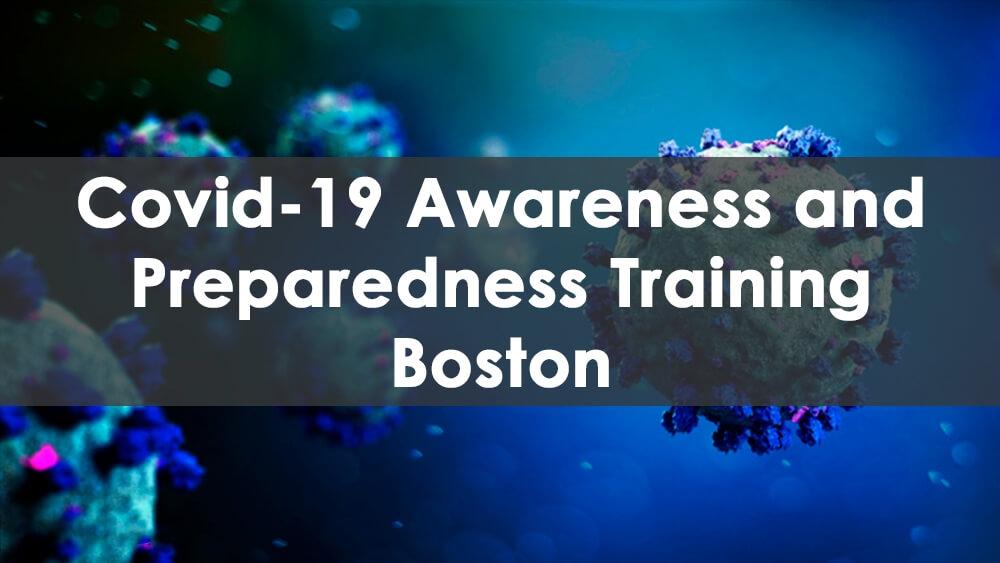 Boston COVID-19 Training Course Online