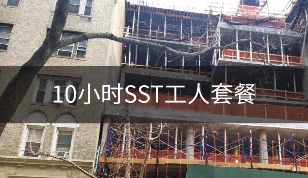 10 Xiǎoshí SST gōngrén tàocān (zàixiàn) (mandarin)
