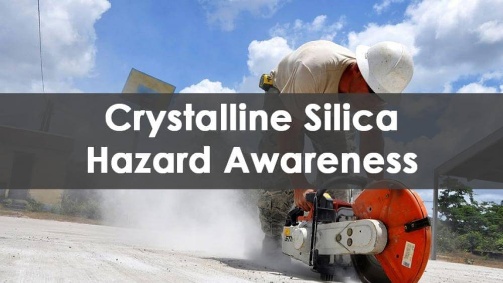 osha respirable crystalline silica hazard awareness training course, silica, osha, silica training, silica standard